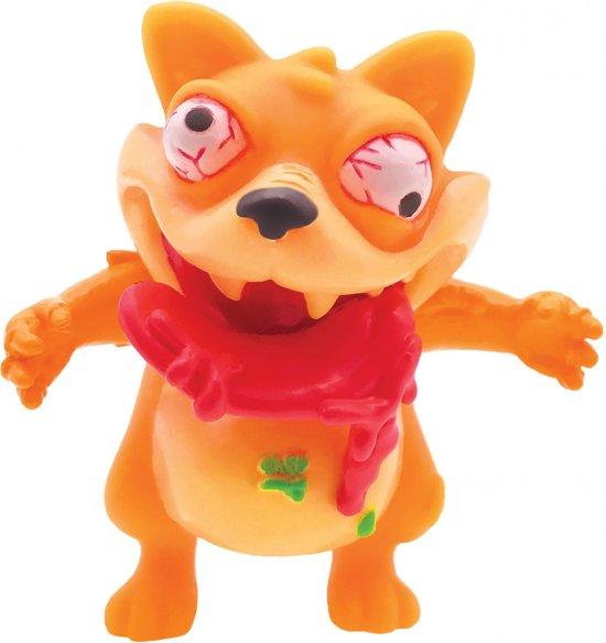 Splash Toys Grungies Foxx Oranje 7 Cm