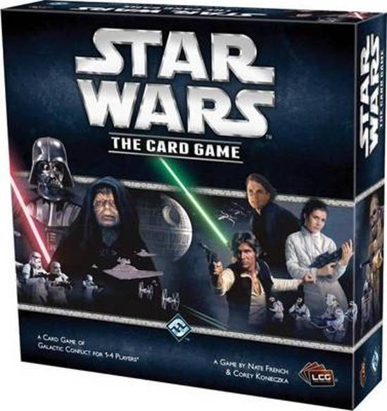 Afbeelding van het spel Star Wars: The Card Game - Kaartspel