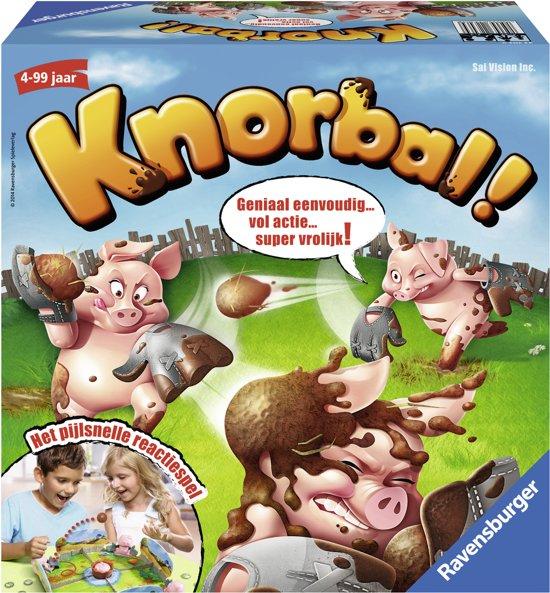Ravensburger Knorbal - kinderspel