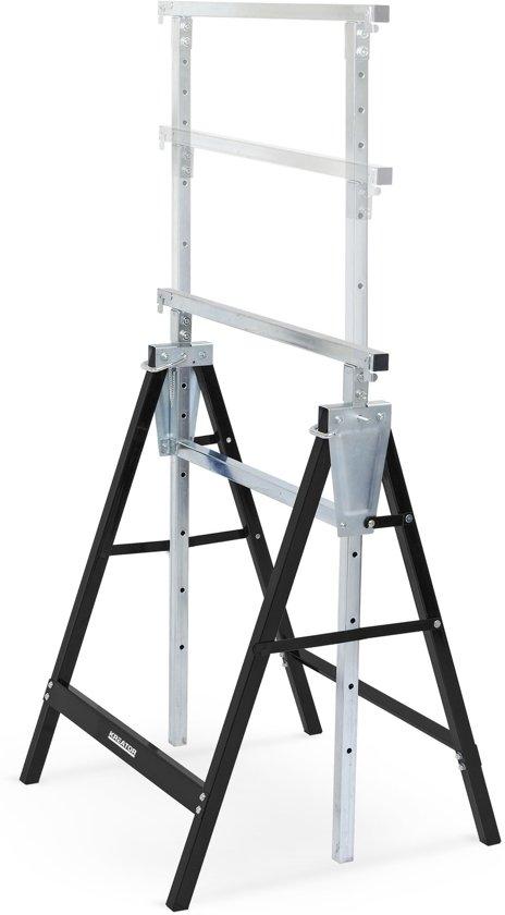 Kreator KRT671003 Schraag - in hoogte verstelbaar - 180 kg
