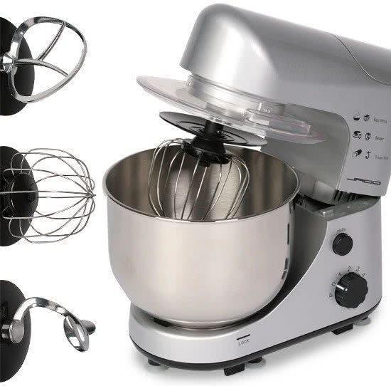 Bolcom Keukenmachine Met 3 Hulpstukken