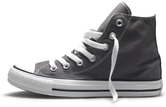 41 Star Unisex Charcoal All Chuck Sneakers Taylor Converse Maat q1HSn8w