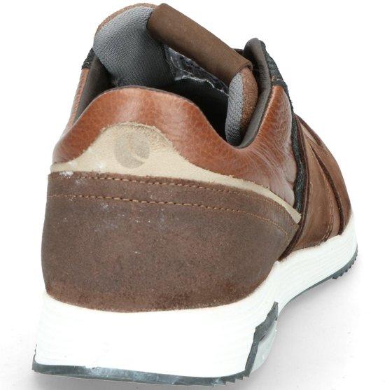 Hamilton Maat 45 Bruin Bjorn Heren Tmb Borg cognac Sneaker 5AnnqX4Bg