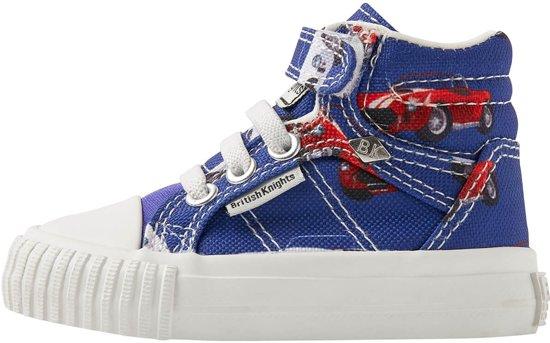 15f1d3efed9 bol.com | British Knights DEE Baby jongetjes sneakers hoog - Blauw ...