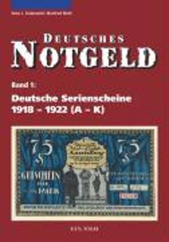 Deutsches Notgeld (band 1 en 2)