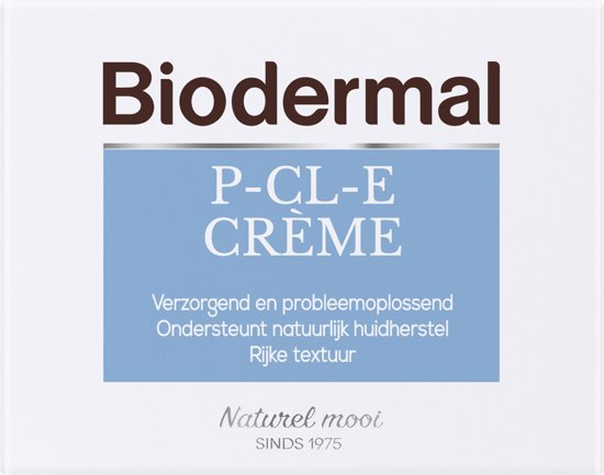 Biodermal P-CL-E Creme 50ml