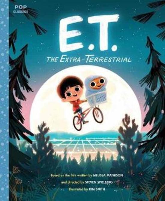 Boek cover E.T. The Extra-Terrestrial van Kim Smith (Paperback)