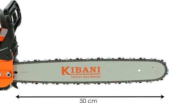 Kibani kettingzaag 50 cm / 58 cc