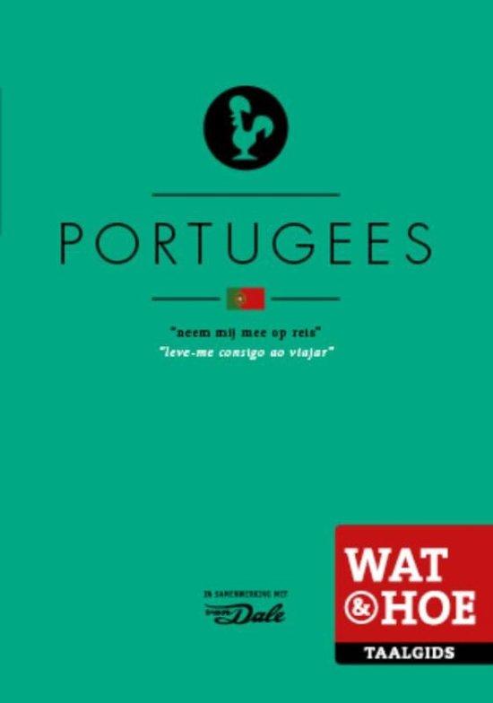 Wat & Hoe taalgids - Portugees
