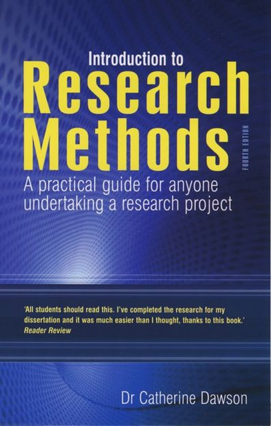 introduction literature review research methodology The process of reviewing the literature and writing a literature review can be complicated and toward a unified validation framework in mixed methods research.