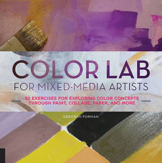 Color Lab for Mixed-Media Artists