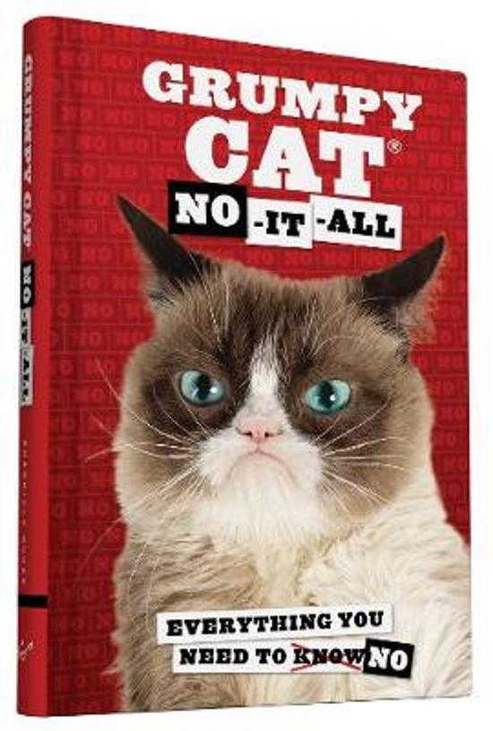 Image of: Cat Memes Grumpy Cat Amazon Uk Bolcom Grumpy Cat Grumpy Cat 9781452149684 Boeken