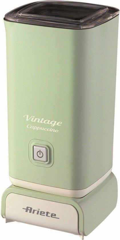 Ariete 2878 Cappuccino Vintage Groen - Melkopschuimer