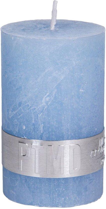 Kaars pacific blue 8x5cm