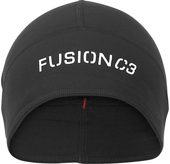 Fusion C3 Beanie Zwart Unisex