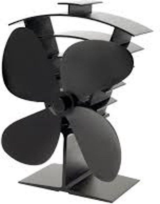 Onwijs bol.com | Kachelventilator Ecofan PremiAIR 4 heat power met warmte TA-36