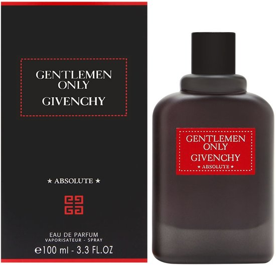 Givenchy - Eau de parfum - Gentlemen Only Absolute - 100 ml