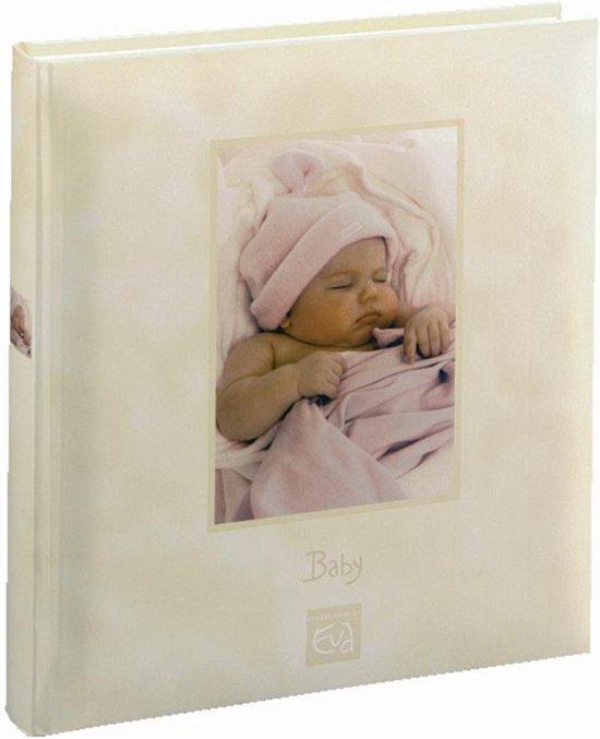 Bolcom Henzo 2011812 Babyalbum Eva Born Roze Als Fotoboek