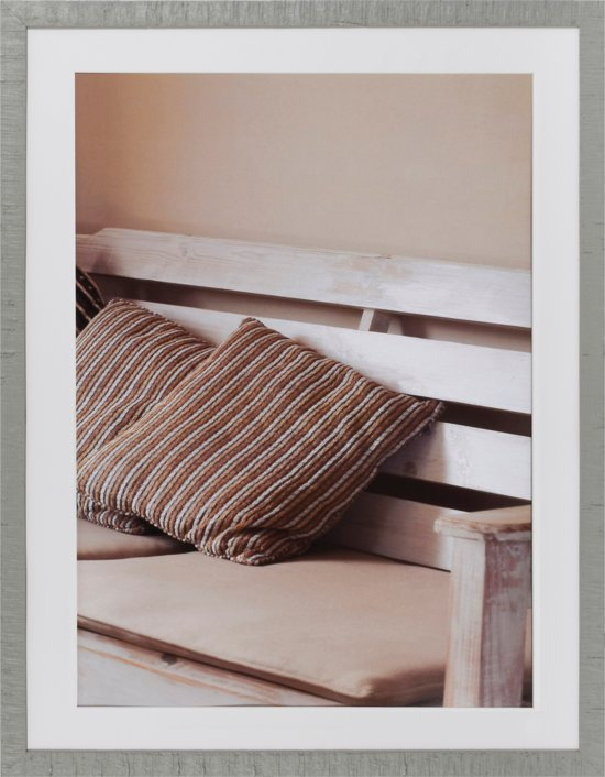Posterlijsten 60 X 80.Fotolijst Henzo Driftwood Fotomaat 60x80 Grijs