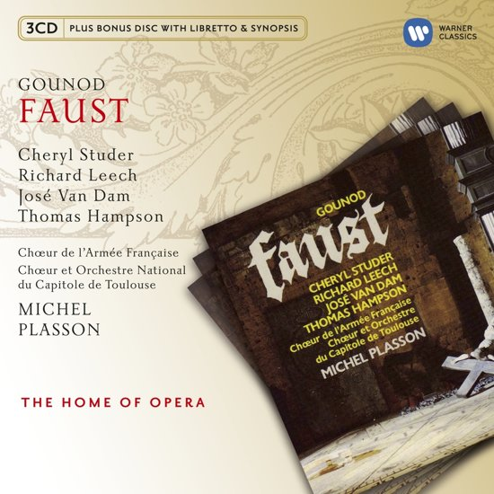 New Opera Series Faust