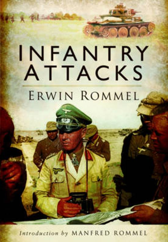 Boek cover Infantry Attacks van Erwin Rommel (Paperback)