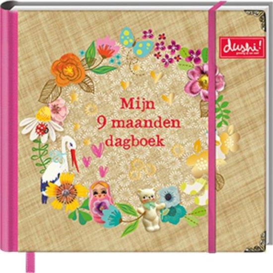 Dushi - Mijn 9 maanden boek