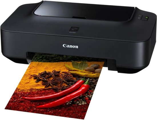 Canon Pixma IP2700 - Inkjetfotoprinter