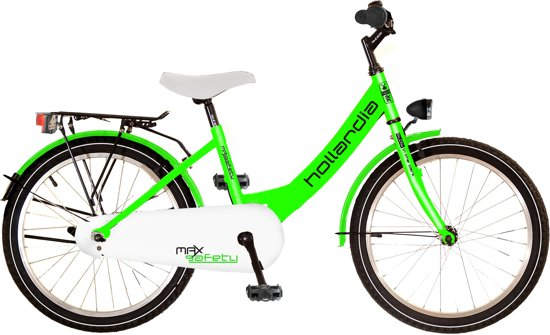 Hollandia Glow in the Dark - Kinderfiets - 20 inch - 5-9 Jaar