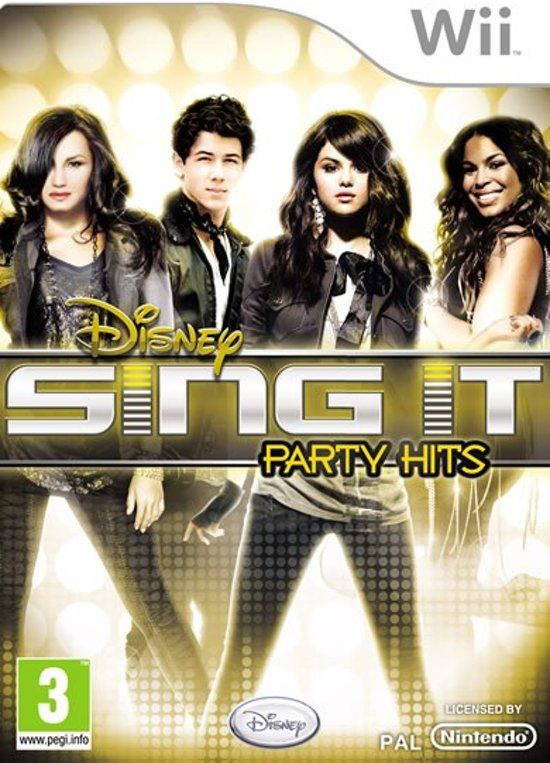 Disney Sing It: Party Hits 3 kopen