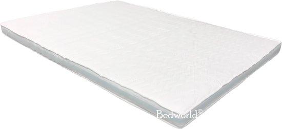 Bedworld - Matrastopper - Koudschuim - Premium de Luxe XXL - 160/200
