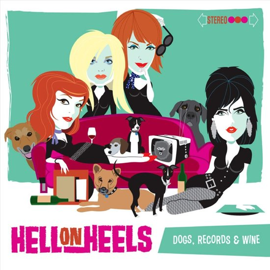 Dogs, Records & Wine