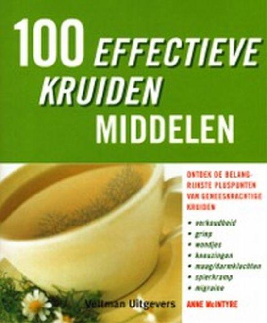 100 Effectieve Kruidenmiddelen