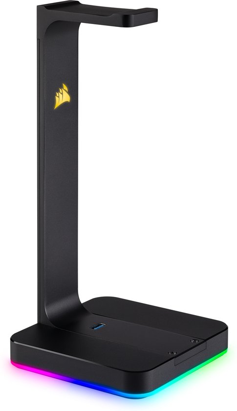 Corsair ST100 RGB - Headset Stand met 7.1 Surround Sound - Windows