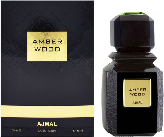 Ajmal Amber Wood - Eau de parfum spray - 100 ml
