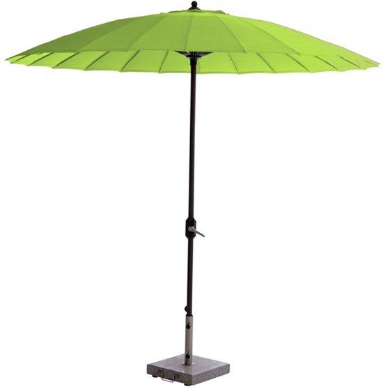Garden Impressions - Parasol Manilla - Ø250 cm - Appel groen