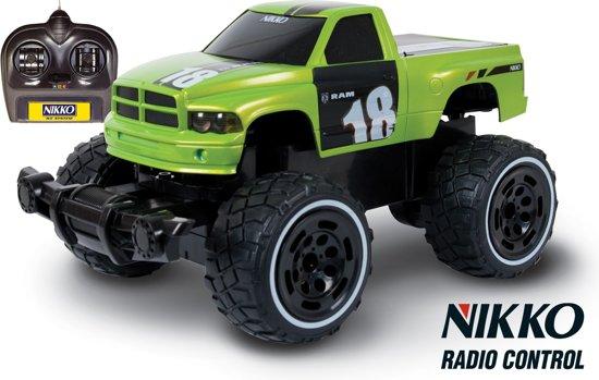Bol Com Nikko Dodge Ram Hemi Rc Auto Nikko Speelgoed