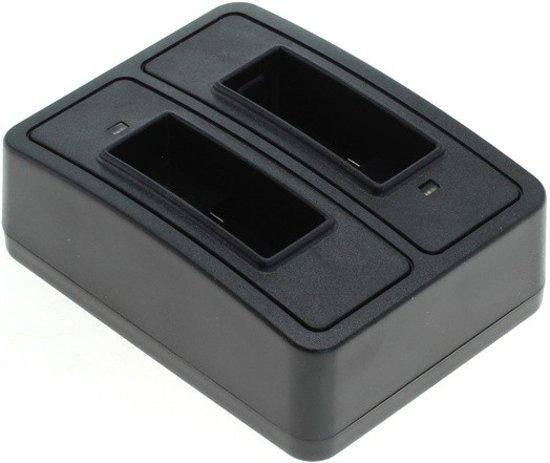 OTB Acculader compatibel met GoPro Hero 5 camera in Ruiten