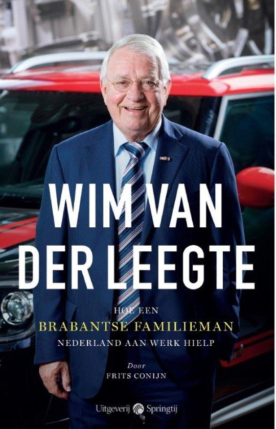 Wim van der Leegte - Frits Conijn