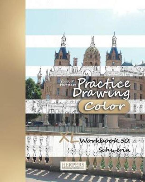 Practice Drawing [Color] - XL Workbook 50