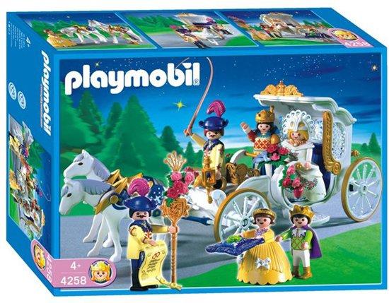 playmobil koninklijke koets 4258 playmobil