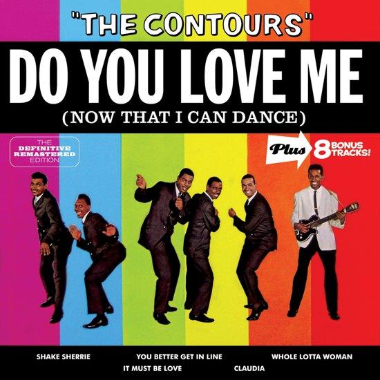 Bolcom Do You Love Me Contours Cd Album Muziek
