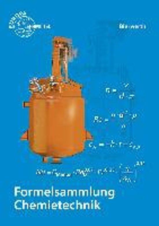 Formelsammlung Chemietechnik