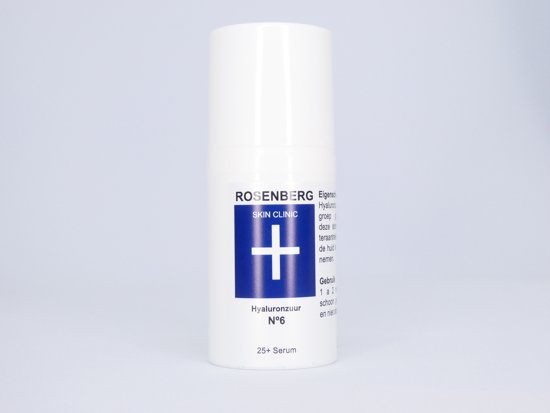 100% Hyaluronzuur Collageen Serum | Rosenberg Skin Clinic®  - 30 ml