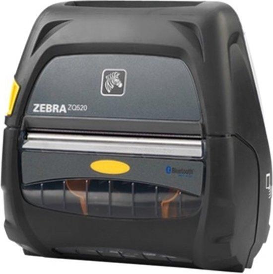 Zebra ZQ520 Direct thermisch Mobiele printer