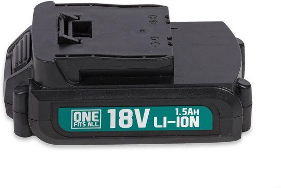 Powerplus One Fits All Accu - 18V Li-ion - 1.5 Ah