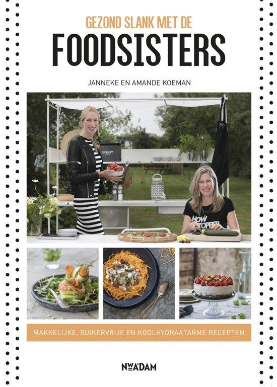 Boekomslag voor Gezond slank met de Foodsisters