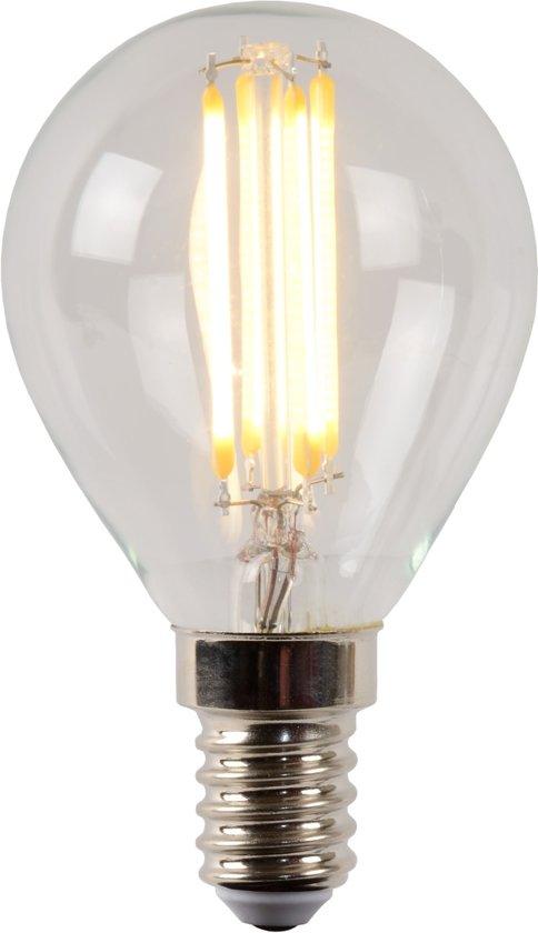 Lucide Lamp P45 Filament dimbaar E14 4W 320LM 2700K
