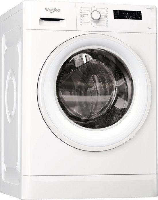 Whirlpool FWF81483WE EU - Wasmachine