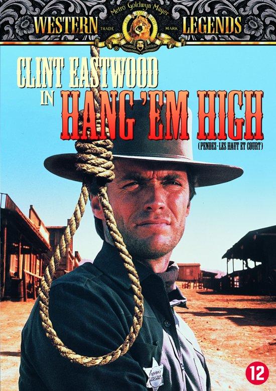 Cover van de film 'Hang 'Em High'