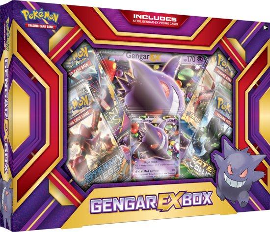 Afbeelding van het spel Pokémon kaarten - TCG Gengar EX Box C12